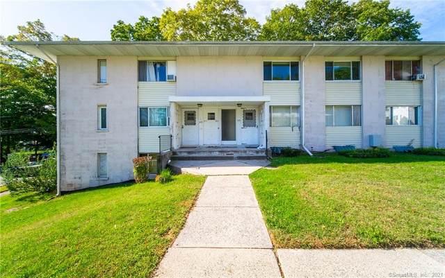 307 S Elm Street #307, Wallingford, CT 06492 (MLS #170439573) :: Forever Homes Real Estate, LLC