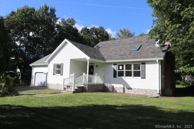 6 Fox Run, Stafford, CT 06076 (MLS #170439594) :: Kendall Group Real Estate | Keller Williams