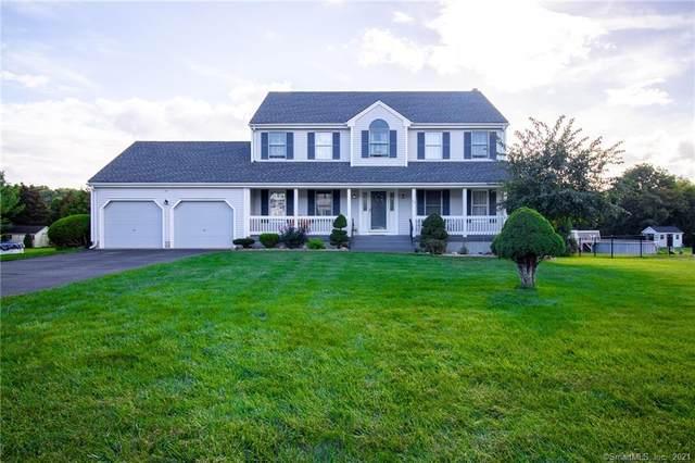 56 Farmbrook Lane, South Windsor, CT 06074 (MLS #170439598) :: NRG Real Estate Services, Inc.