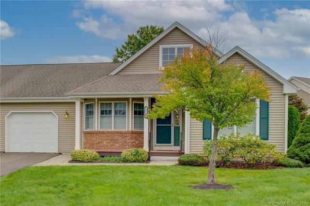 42 Hudson Lane #42, Windsor, CT 06095 (MLS #170439608) :: Grasso Real Estate Group