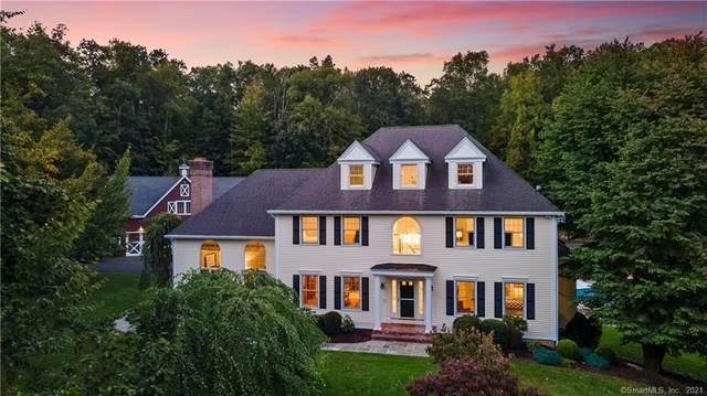 546 High Ridge Road, Southbury, CT 06488 (MLS #170439630) :: Chris O. Buswell, dba Options Real Estate