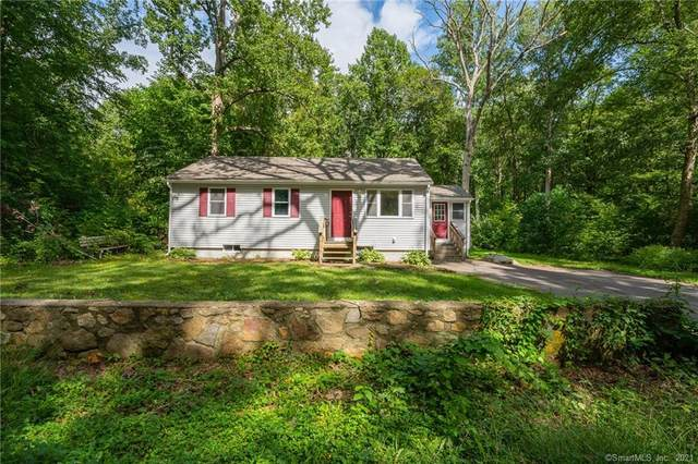 114 Christy Hill Road, Ledyard, CT 06335 (MLS #170439639) :: Next Level Group