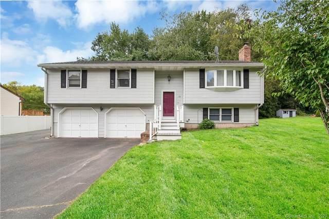 73 Ridge Road, Enfield, CT 06082 (MLS #170439651) :: GEN Next Real Estate