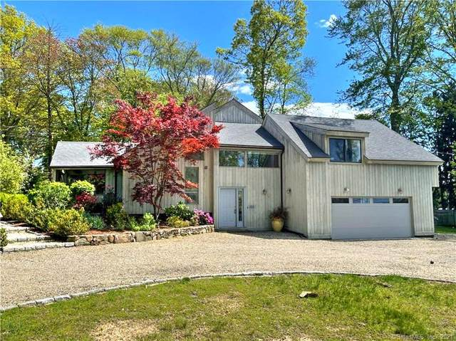 555 Mill Hill Terrace, Fairfield, CT 06890 (MLS #170439658) :: Faifman Group