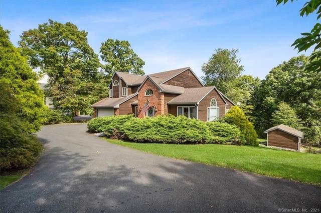 135 Clapboard Ridge Road, Danbury, CT 06811 (MLS #170439675) :: Mark Seiden Real Estate Team