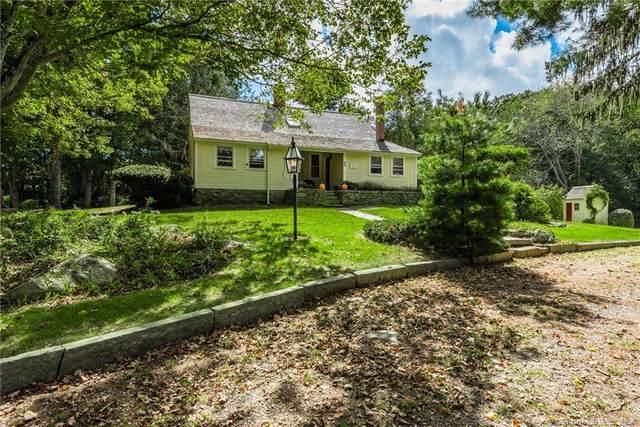 68 Vinegar Hill Road, Ledyard, CT 06339 (MLS #170439692) :: Kendall Group Real Estate   Keller Williams