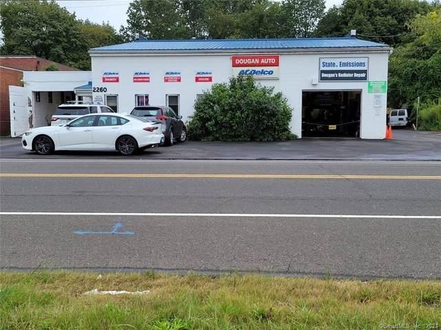 2260 State Street, Hamden, CT 06517 (MLS #170439700) :: Carbutti & Co Realtors