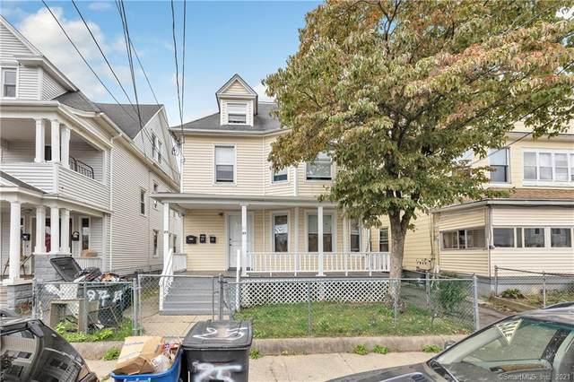 25 Poplar Street, Bridgeport, CT 06605 (MLS #170439713) :: Kendall Group Real Estate   Keller Williams