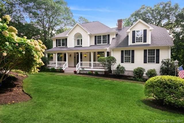 40 Marlin Road, Newtown, CT 06482 (MLS #170439722) :: Michael & Associates Premium Properties | MAPP TEAM