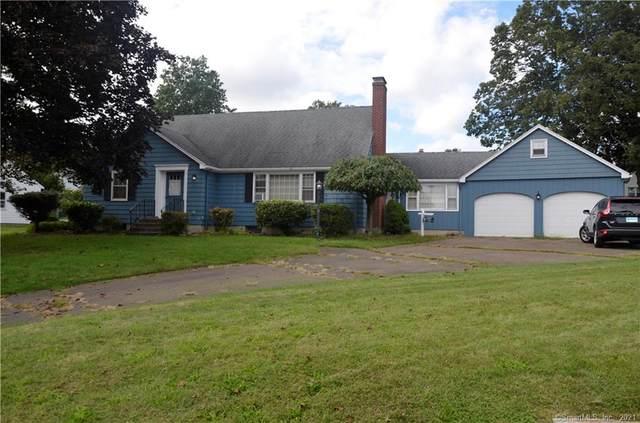 31 Maxwell Drive, Wethersfield, CT 06109 (MLS #170439731) :: Mark Seiden Real Estate Team