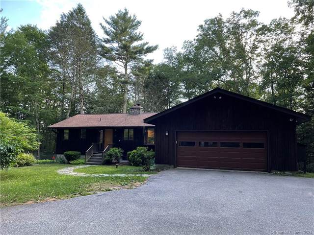 58 Codfish Falls Road, Mansfield, CT 06268 (MLS #170439754) :: The Higgins Group - The CT Home Finder