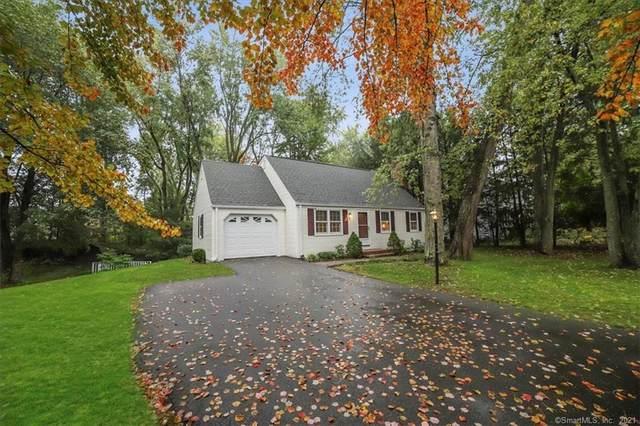 20 Tarry Brook Drive, Glastonbury, CT 06033 (MLS #170439756) :: Chris O. Buswell, dba Options Real Estate