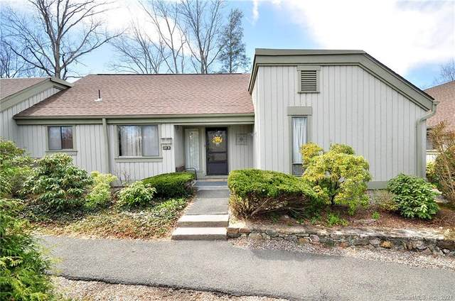 157 Heritage Village B, Southbury, CT 06488 (MLS #170439757) :: Forever Homes Real Estate, LLC