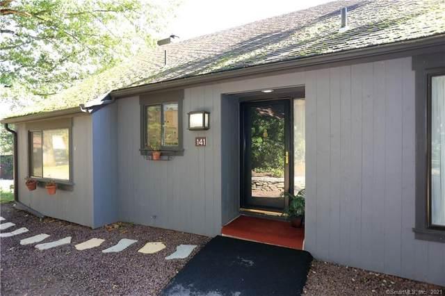 141 Mallard Drive #141, Avon, CT 06001 (MLS #170439764) :: GEN Next Real Estate