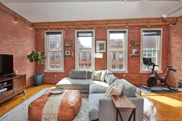 83 Washington Street 3G, Norwalk, CT 06854 (MLS #170439779) :: Michael & Associates Premium Properties | MAPP TEAM
