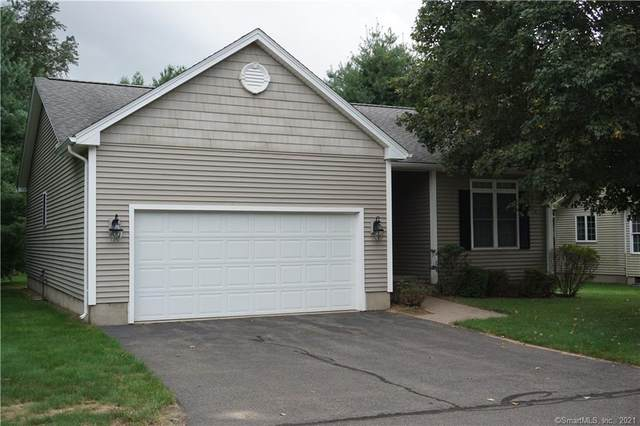 1 Quail Hollow #1, Enfield, CT 06082 (MLS #170439782) :: NRG Real Estate Services, Inc.