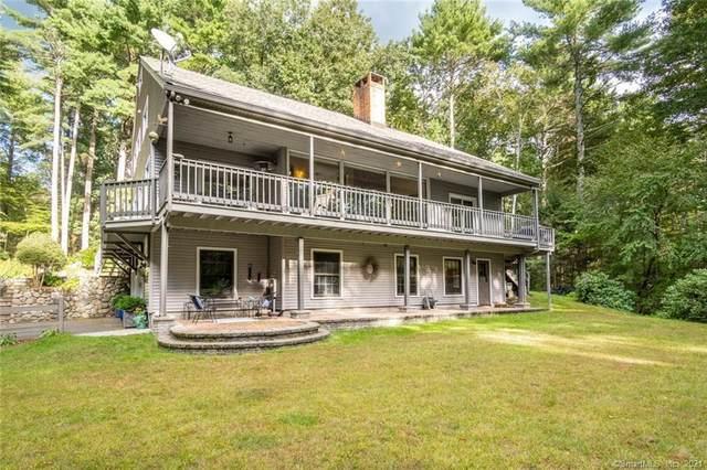 16 Hanson Road, Canton, CT 06019 (MLS #170439806) :: Forever Homes Real Estate, LLC