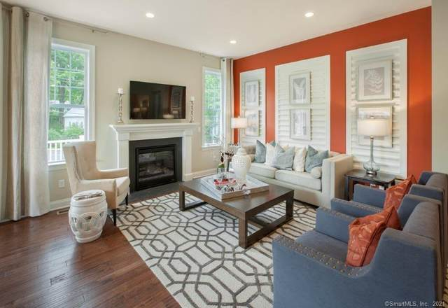 3 Enclave Drive #2, Trumbull, CT 06611 (MLS #170439812) :: Michael & Associates Premium Properties | MAPP TEAM