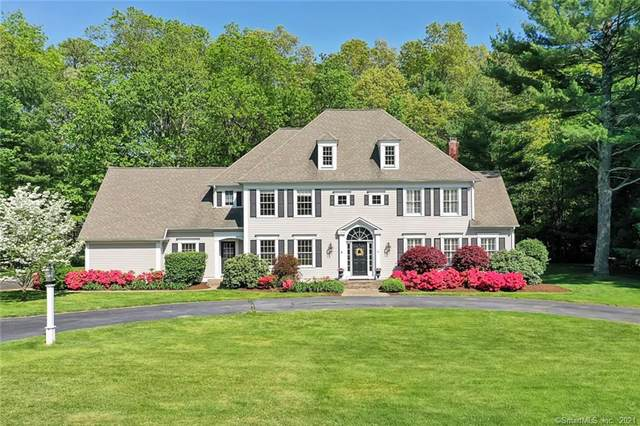 10 Joyce Lane, Simsbury, CT 06070 (MLS #170439876) :: The Higgins Group - The CT Home Finder