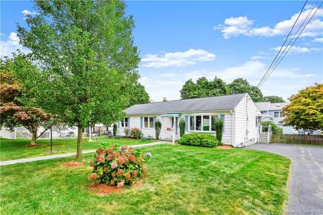 83 Wooster Street, Milford, CT 06461 (MLS #170439888) :: Tim Dent Real Estate Group