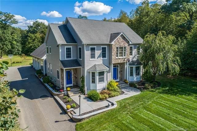 27 Cedar Swamp Road, Tolland, CT 06084 (MLS #170439906) :: Spectrum Real Estate Consultants