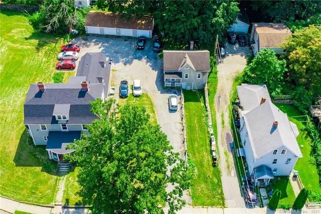 105 Cottage Street, Killingly, CT 06239 (MLS #170439915) :: Kendall Group Real Estate | Keller Williams