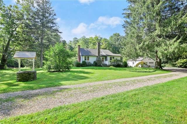 4 Davis Hill Road, Weston, CT 06883 (MLS #170439918) :: Faifman Group