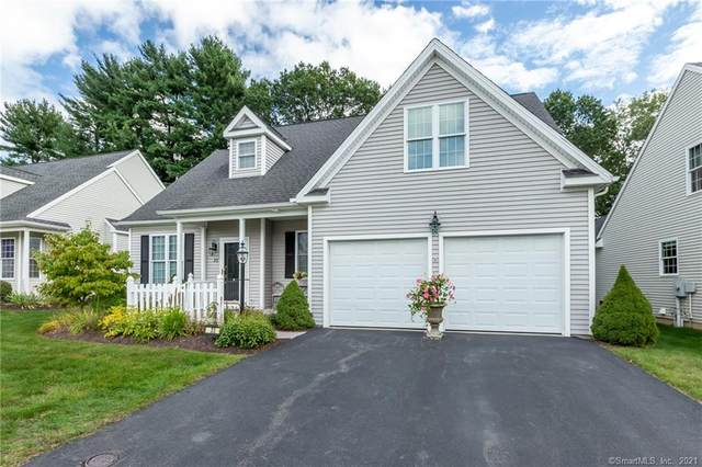 33 Phillips Farm Road #33, East Hartford, CT 06118 (MLS #170439933) :: Kendall Group Real Estate | Keller Williams