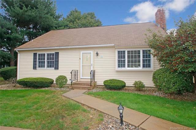 11 Canborne Way #11, Suffield, CT 06078 (MLS #170439985) :: NRG Real Estate Services, Inc.