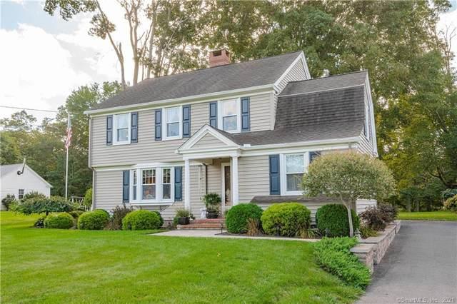 28 Highland Avenue, East Windsor, CT 06016 (MLS #170440029) :: Sunset Creek Realty