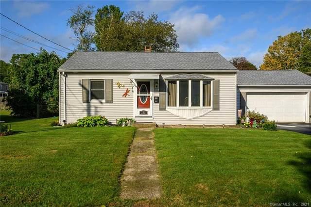213 Wheatley Street, Killingly, CT 06239 (MLS #170440030) :: Kendall Group Real Estate | Keller Williams