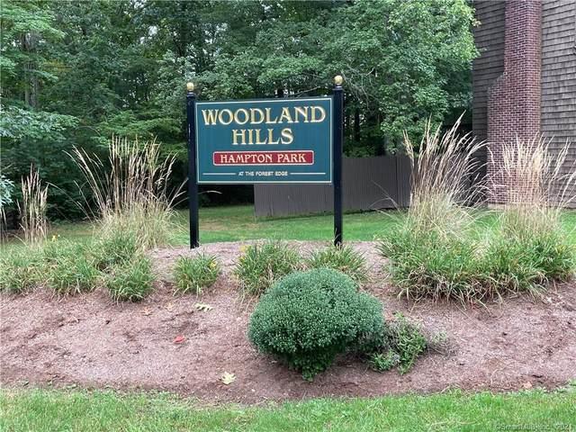 67 Hampton Park #67, Branford, CT 06405 (MLS #170440062) :: Chris O. Buswell, dba Options Real Estate