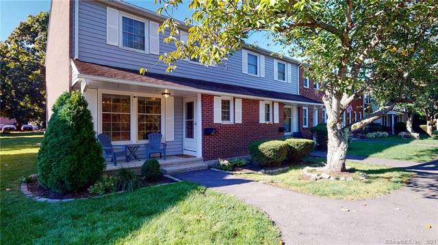 23 Greenwich Way #23, Milford, CT 06460 (MLS #170440076) :: Chris O. Buswell, dba Options Real Estate