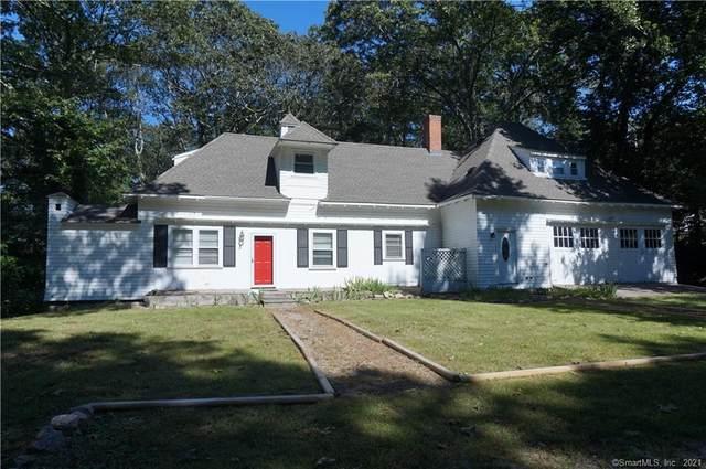 3 Carriage Drive, Stonington, CT 06378 (MLS #170440107) :: Kendall Group Real Estate | Keller Williams