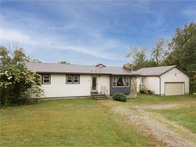 377 Kate Downing Road, Plainfield, CT 06374 (MLS #170440125) :: Spectrum Real Estate Consultants