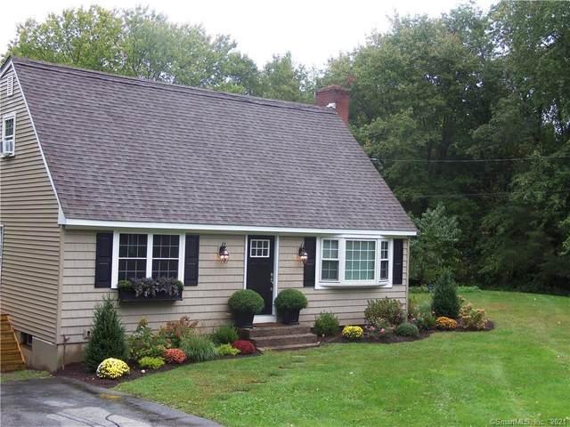101 Prospect Hill Road, Colchester, CT 06415 (MLS #170440142) :: GEN Next Real Estate