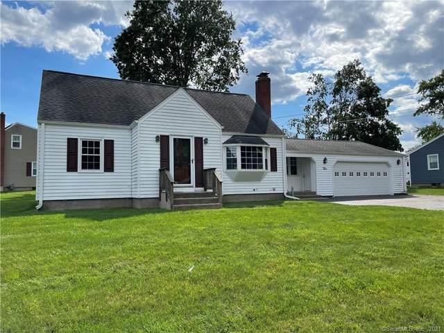 5 Depietro Drive, East Hartford, CT 06118 (MLS #170440172) :: Kendall Group Real Estate | Keller Williams