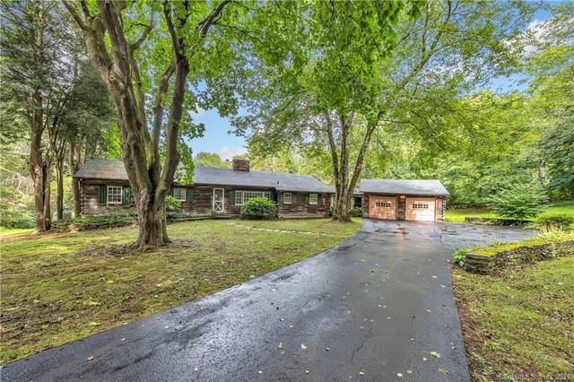 234 Bibbins Road, Easton, CT 06612 (MLS #170440191) :: Chris O. Buswell, dba Options Real Estate