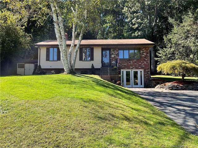 49 Glenstone Drive, Vernon, CT 06066 (MLS #170440217) :: Sunset Creek Realty