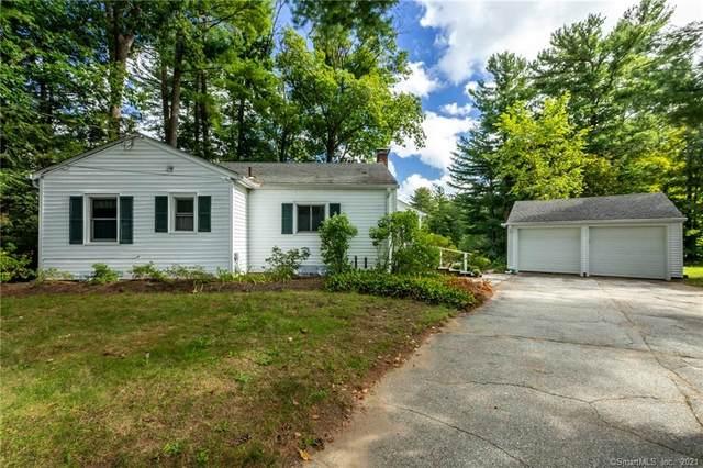 18 Edgewood Lane, Mansfield, CT 06250 (MLS #170440222) :: Chris O. Buswell, dba Options Real Estate