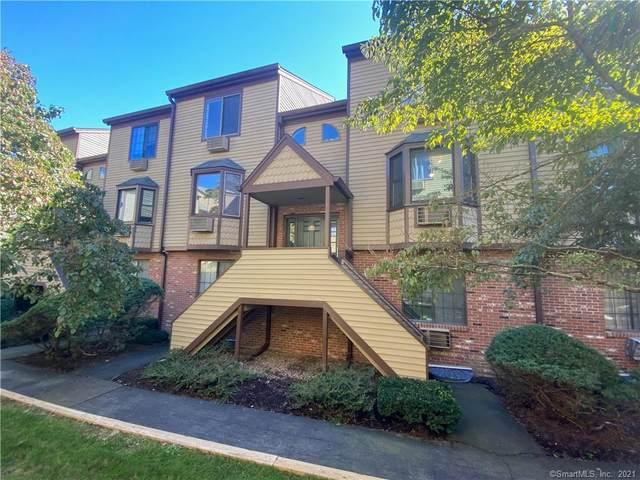 8 Oakwood Avenue B6, Norwalk, CT 06850 (MLS #170440235) :: Chris O. Buswell, dba Options Real Estate