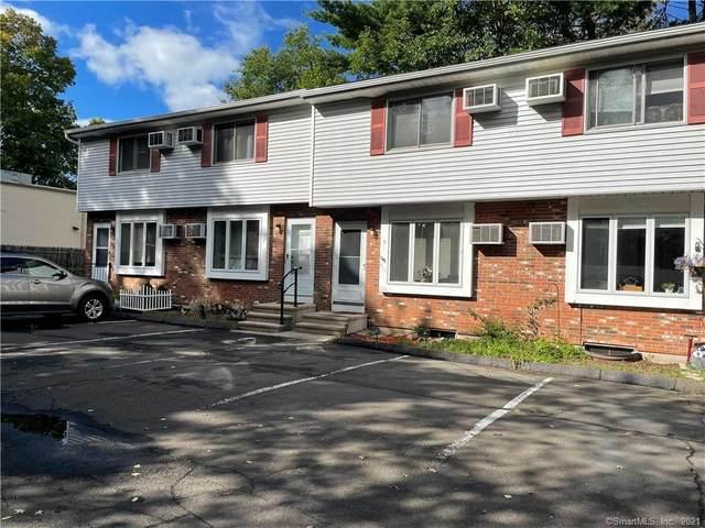 63 Webb Street #3, Meriden, CT 06451 (MLS #170440266) :: Michael & Associates Premium Properties | MAPP TEAM