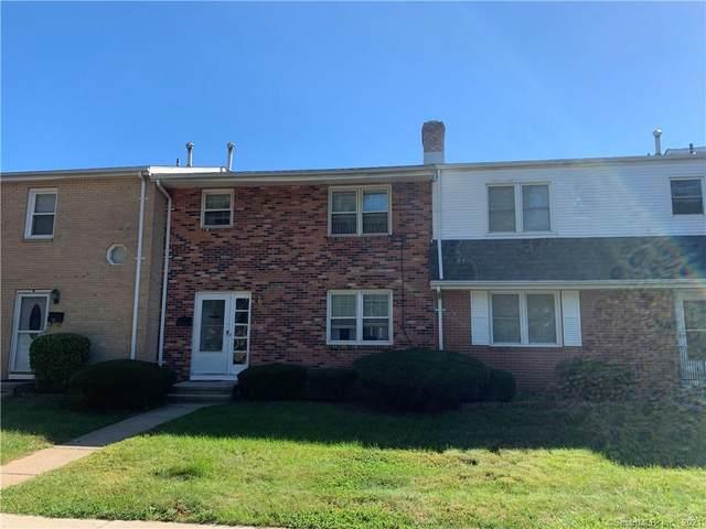 10 Ebert Drive #53, Bristol, CT 06010 (MLS #170440283) :: Carbutti & Co Realtors