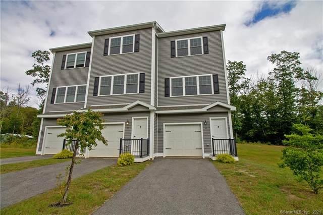 206 East High Street #28, East Hampton, CT 06073 (MLS #170440287) :: Sunset Creek Realty