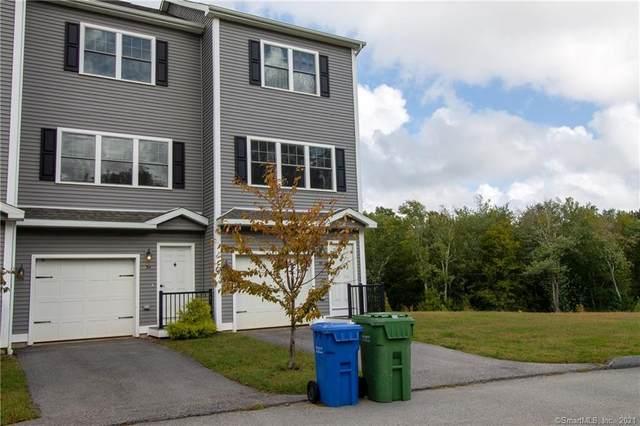 206 East High Street #34, East Hampton, CT 06073 (MLS #170440303) :: Sunset Creek Realty