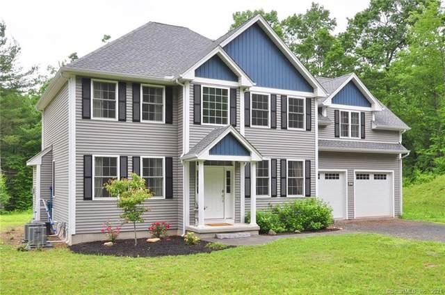102 Pheasant Lane, Granby, CT 06060 (MLS #170440327) :: Michael & Associates Premium Properties | MAPP TEAM
