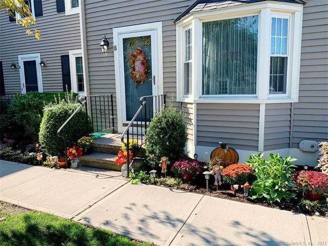 15 Daventry Hill Lane #15, Suffield, CT 06078 (MLS #170440375) :: The Higgins Group - The CT Home Finder