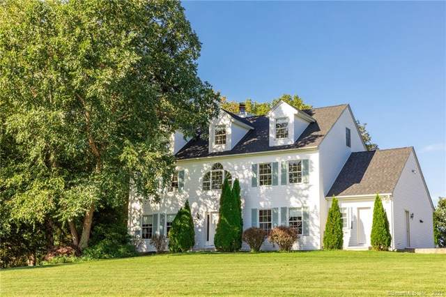 50 Woods Hill Road, North Branford, CT 06472 (MLS #170440417) :: The Higgins Group - The CT Home Finder