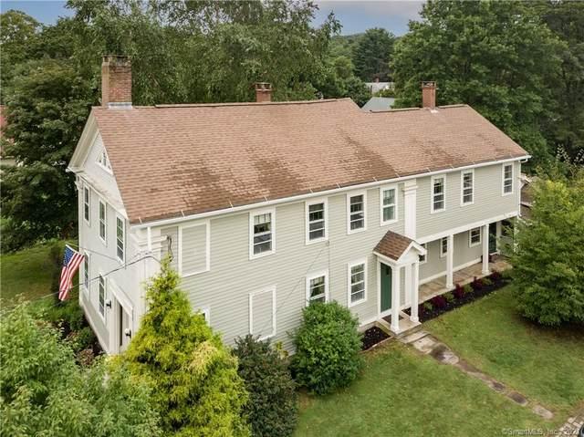 16 School Street, Plainfield, CT 06374 (MLS #170440423) :: Spectrum Real Estate Consultants