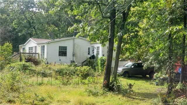 106 Howard Road, Ashford, CT 06278 (MLS #170440426) :: Spectrum Real Estate Consultants